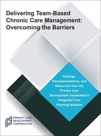 Chronic Care Management Report