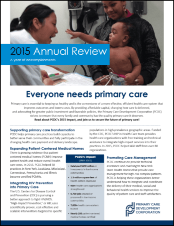 2015 Annual Review Cover Art